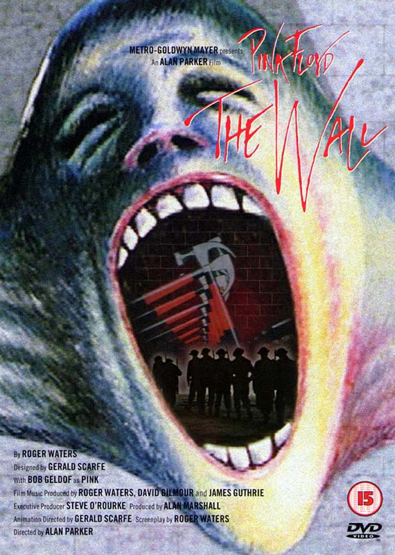The Wall - Pink Floyd - Film - Sony Owned - 5099705019894 - February 2, 2000