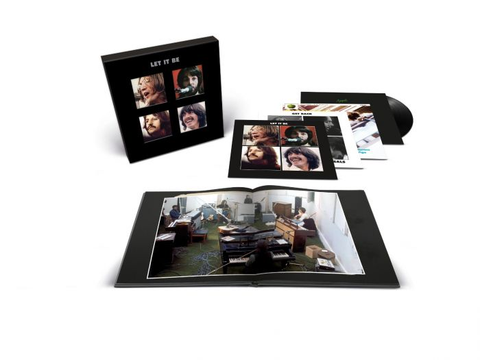 Let It Be (50th Anniversary) - The Beatles - Musik -  - 0602507138899 - October 15, 2021