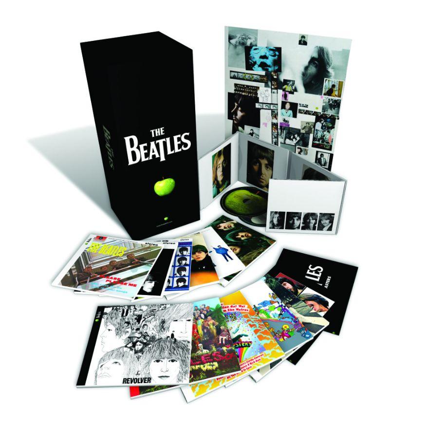 Masters Stereo - The Beatles - Musik - APPLE - 5099969944901 - December 13, 2009