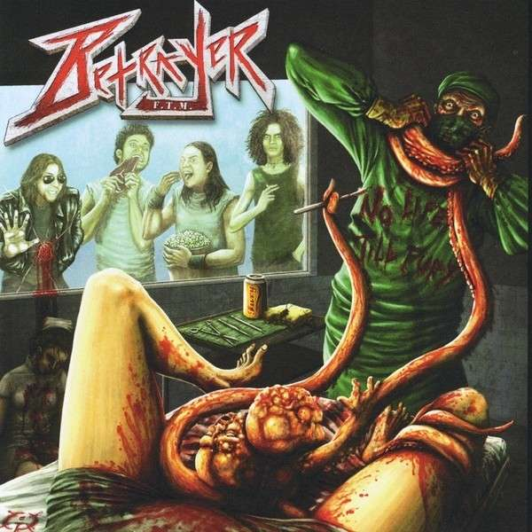 No Life Till Fury - Betrayer F.t.m. - Musik - Born of Chaos Records - 0045635873902 - 14. februar 2013