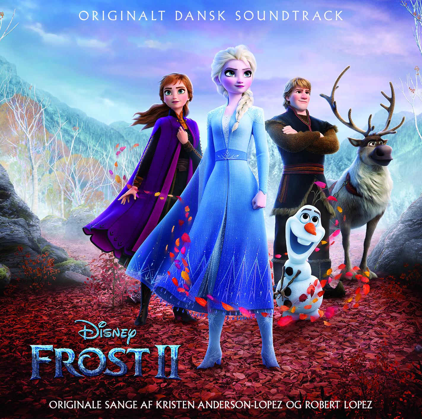 Frost 2 (Soundtrack) - V/A - Musik -  - 0050087432904 - December 13, 2019