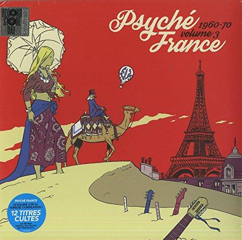 Psyche France Vol. 3 - V/A - Musik - WEA - 0190295860905 - April 22, 2017