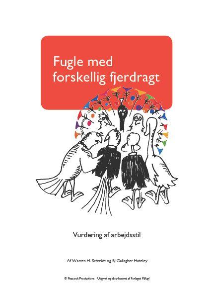 Fugle med Forskellige Fjerdragt - Bj Gallagher Hately / Warren H. Schmidt - Bøger - Forlaget Paafugl I/S - 0000010000908 - February 5, 2008