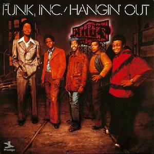 Hangin' Out - Funk Inc. - Musik - BGP - 0029667275910 - March 21, 1993