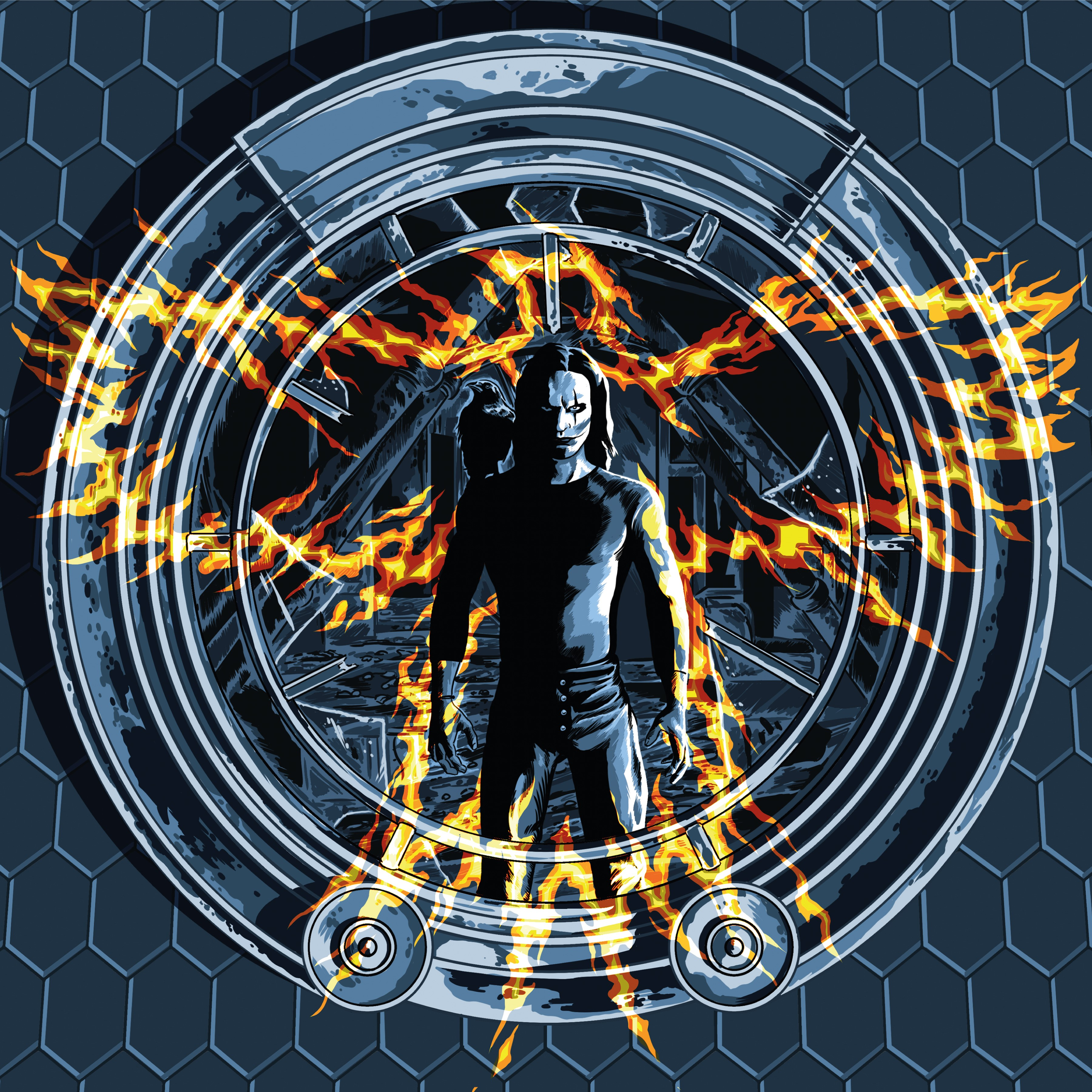 The Crow - Revell, Graeme / OST - Musik - SOUNDTRACK/SCORE - 0030206549911 - October 30, 2015