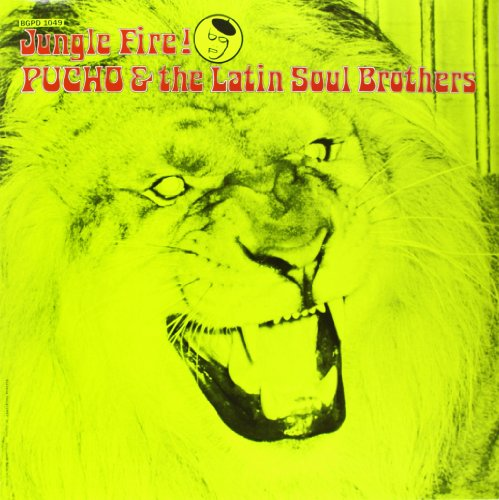 Jungle Fire - Pucho & Latin Soul Brothe - Musik - BGP - 0029667274913 - March 26, 1990