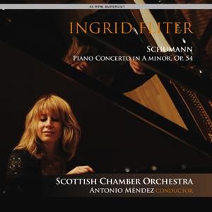 Piano Concerto In A Minor Op.54 -45rpm- - R. Schumann - Musik - LINN - 0691062055918 - October 3, 2016