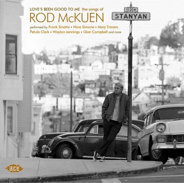 Songs Of Rod Mckuen - Mckuen, Rod.=V/A= - Musik - ACE - 0029667076920 - February 3, 2017