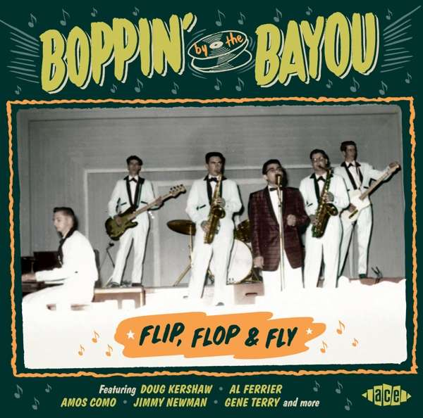 Boppin' By The Bayou - Flip, Flop & Fly - V/A - Musik - ACE - 0029667089920 - August 2, 2018
