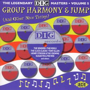 Group Harmony & Jump-26tr - V/A - Musik - ACE - 0029667175920 - May 25, 2000