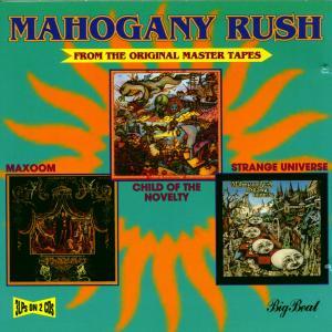 Child Of The Novelty - Mahogany Rush - Musik - ACE RECORDS - 0029667414920 - July 28, 1995