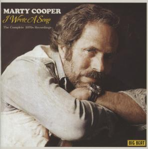 I Wrote A Song - Marty Cooper - Musik - BIG BEAT - 0029667430920 - November 1, 2012