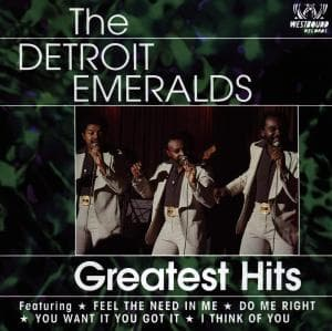 Greatest Hits - Detroit Emeralds - Musik - ACE RECORDS - 0029667711920 - March 2, 1998