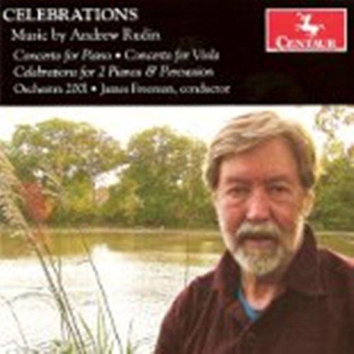 Celebrations - Orchestra 2001 - Musik - CENTAUR - 0044747311920 - March 21, 2012