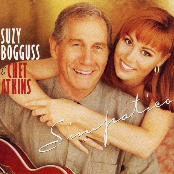 Suzy Bogguss & Chet Atkins: Simpatico - Bogguss, Suzy & Chet Atkins - Musik - ROCKBEAT - 0089353300920 - June 28, 2011