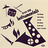 Great R & B Instrumentals - V/A - Musik - ACE - 0029667181921 - August 24, 2001