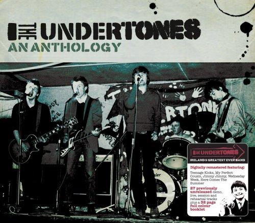 An Anthology - Undertones - Musik - SALVO MUSIC - 0698458820921 - March 2, 2020