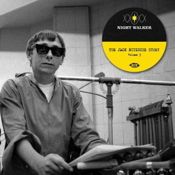 Night Walker The Jack Nitzsche Story - Various Artists - Musik - ACE RECORDS - 0029667059923 - June 30, 2014