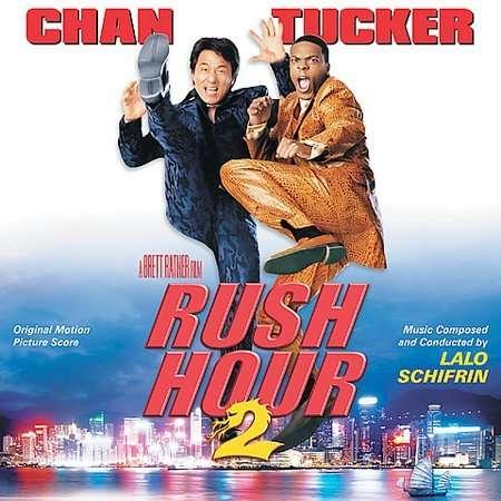 Rush Hour 2 (Score) / O.s.t. - Rush Hour 2 (Score) / O.s.t. - Musik - Uni/Varese Sarabande - 0030206627923 - August 21, 2001