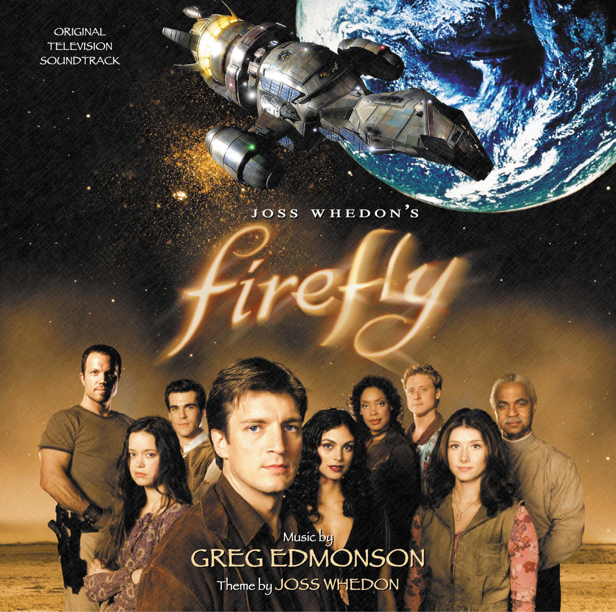 Firefly - O.s.t - Musik - SOUNDTRACK - 0030206669923 - November 8, 2005