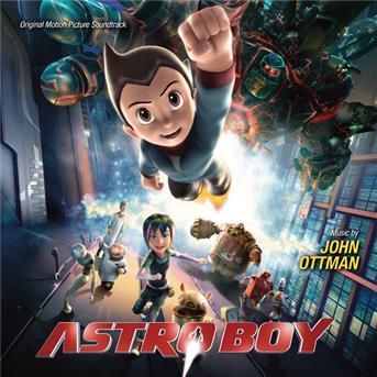 Astro Boy (Score) / O.s.t. - Astro Boy (Score) / O.s.t. - Musik - Varese Sarabande - 0030206698923 - October 20, 2009