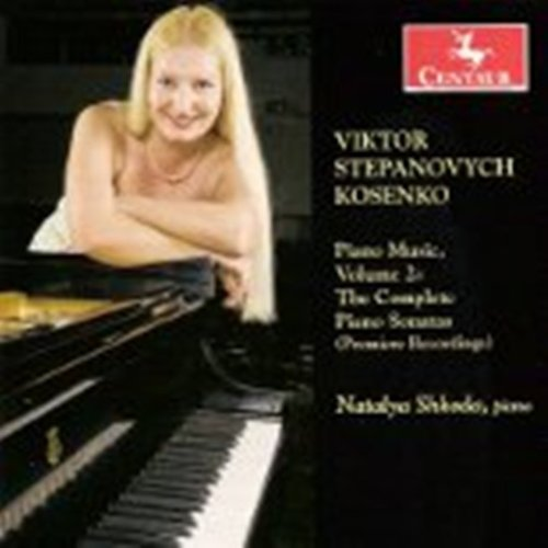 Piano Music 2: Complete Piano Sonatas - Kosenko / Shkoda - Musik - DAN - 0044747310923 - June 28, 2011