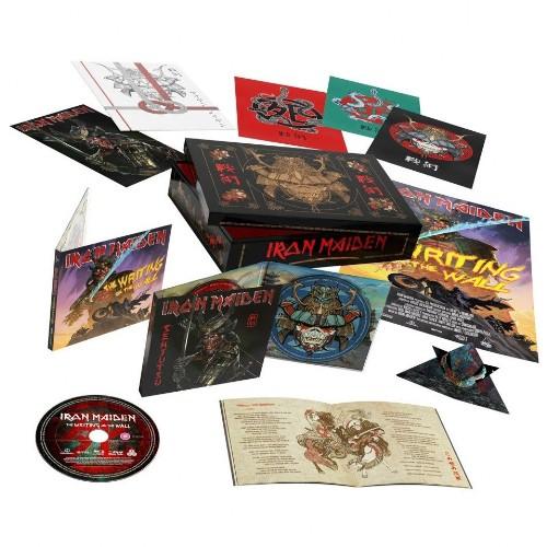 Senjutsu - Iron Maiden - Musik - PARLOPHONE - 0190295015923 - 3. september 2021