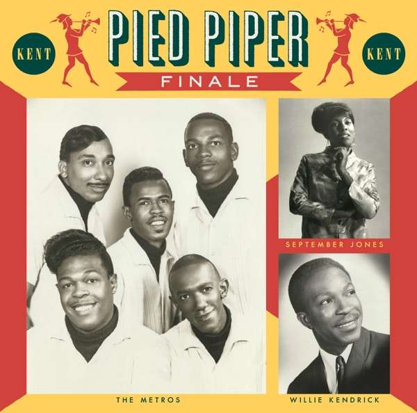 Pied Piper Finale - V/A - Musik - ACE - 0029667078924 - March 2, 2017