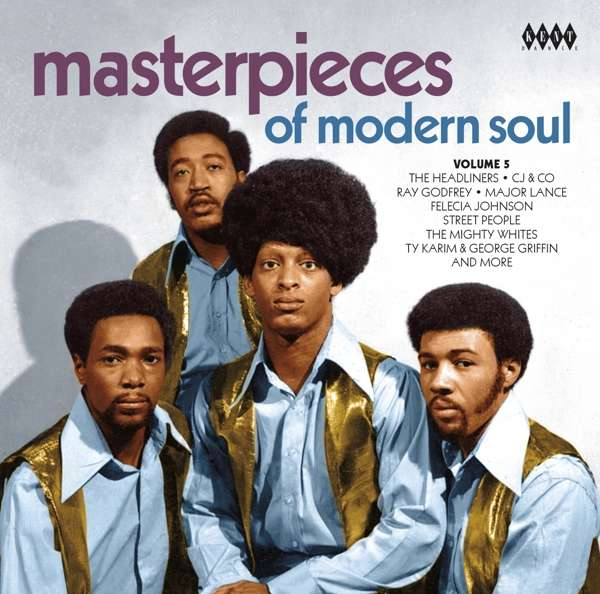 Masterpieces Of Modern Soul Volume 5 - V/A - Musik - KENT DANCE - 0029667094924 - June 7, 2019