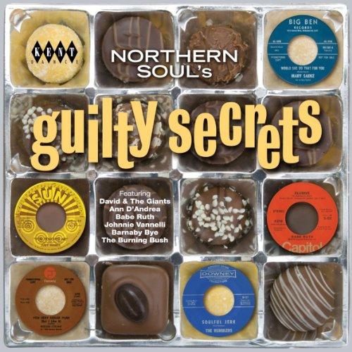 Northern SoulS Guilty Secrets - Various Artists - Musik - KENT - 0029667234924 - March 28, 2011