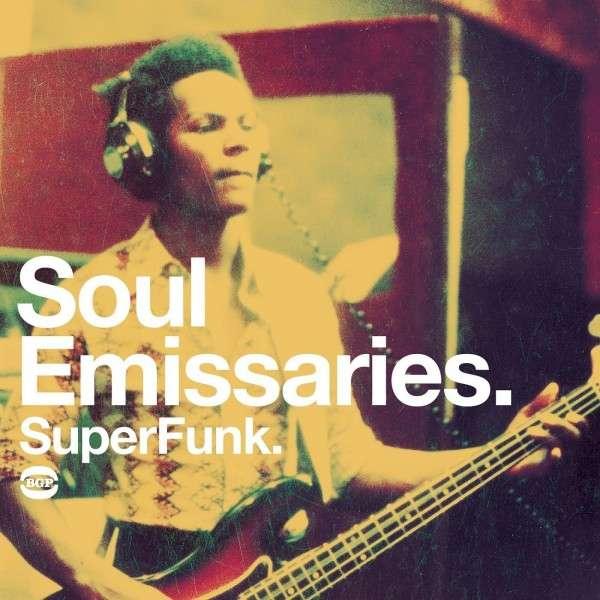 Soul Emissaries - Superfunk - V/A - Musik - BGP - 0029667528924 - April 2, 2015