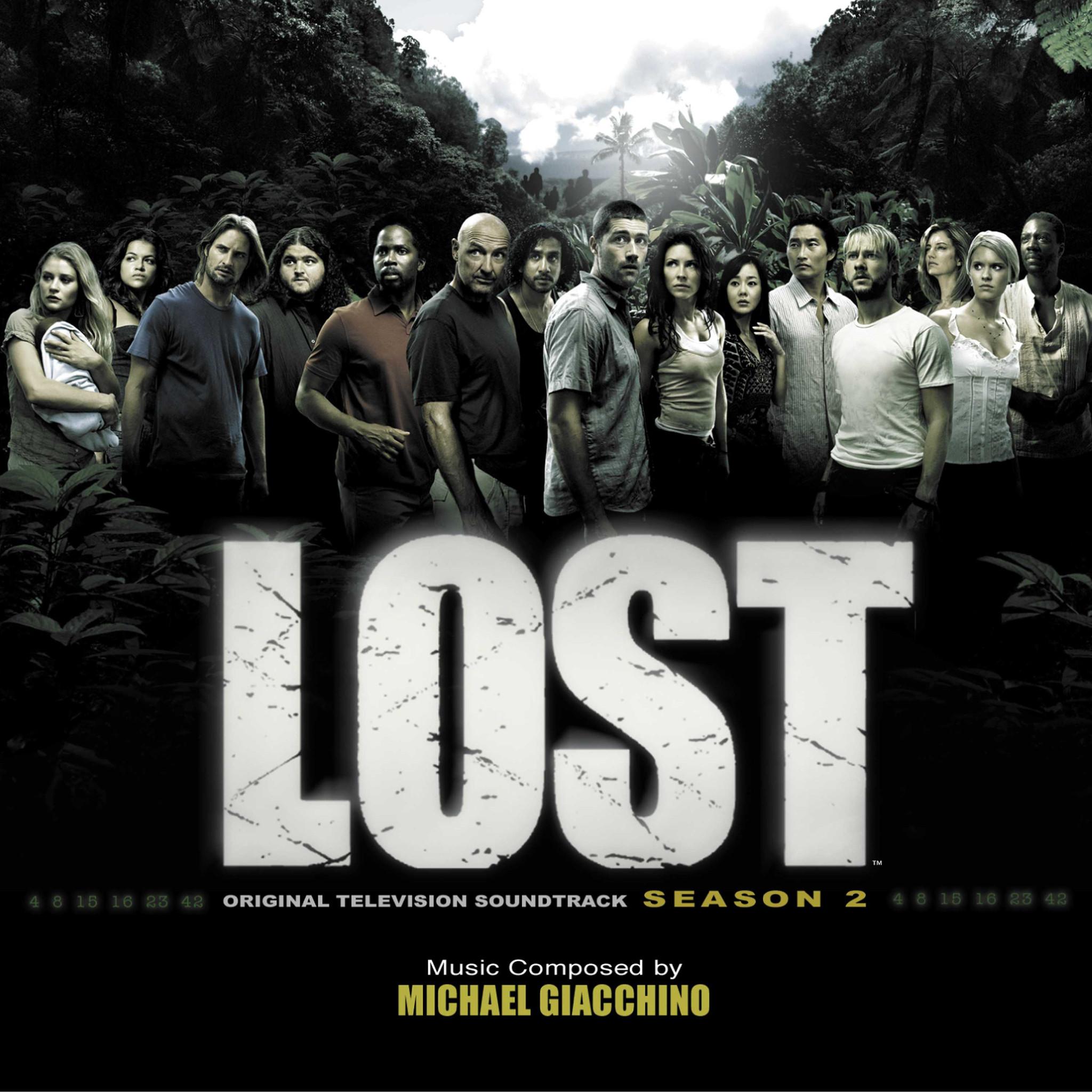 Lost: Season 2 (Score) / TV O.s.t. - Lost: Season 2 (Score) / TV O.s.t. - Musik - SOUNDTRACK - 0030206675924 - October 3, 2006