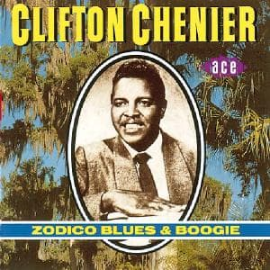Zodico Blues and Boogie - Chenier Clifton - Musik - Ace - 0029667138925 - May 25, 1992