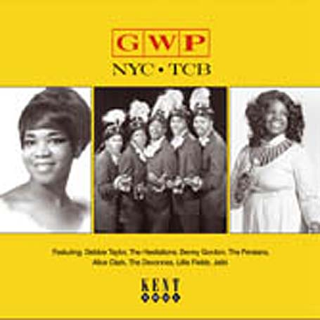 Gwp - Nyc / Tcb - V/A - Musik - ACE - 0029667224925 - August 11, 2005