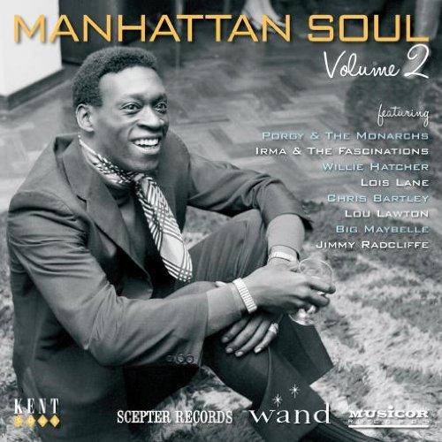 Manhattan Soul Volume 2 - V/A - Musik - KENT SOUL - 0029667237925 - August 2, 2012