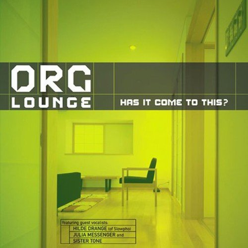 Has It Come To This - Org Lounge - Musik - MVD - 0030206032925 - September 26, 2013