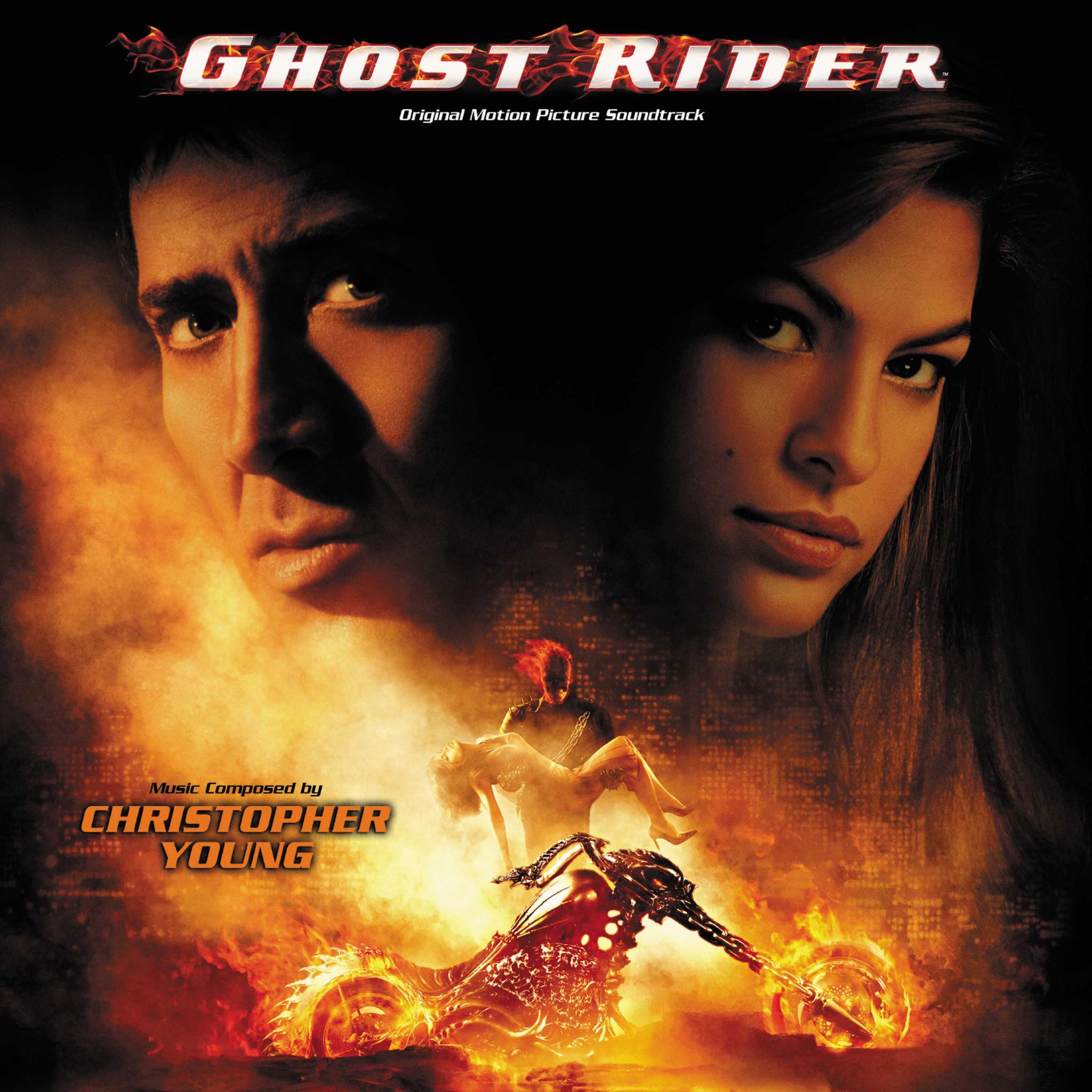 Ghost Rider (Score) / O.s.t. - Ghost Rider (Score) / O.s.t. - Musik - SOUNDTRACK/SCORE - 0030206678925 - February 13, 2007