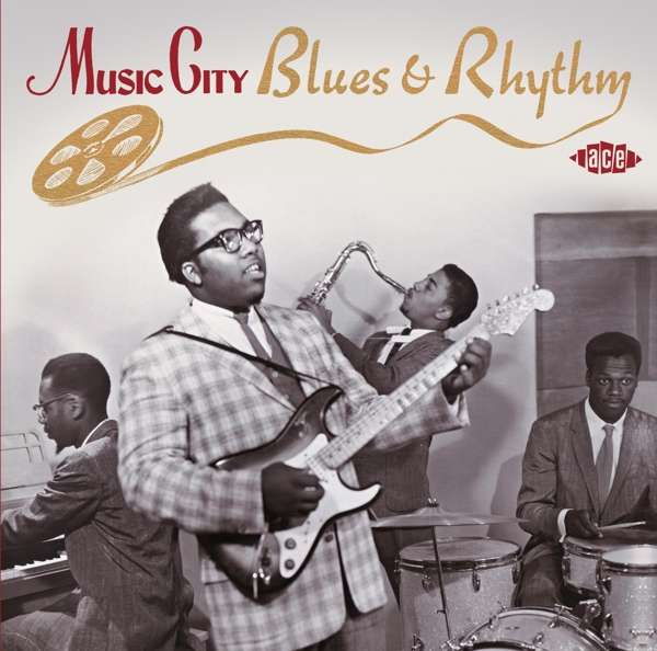 Music City Blues & Rhythm - V/A - Musik - ACE - 0029667087926 - August 2, 2018