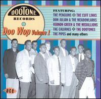 Dootone Doo Wop Vol.1 - V/A - Musik - ACE - 0029667157926 - January 29, 1996
