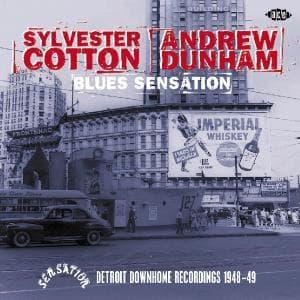Blues Sensation - Cotton, Sylvester / Andrew - Musik - ACE - 0029667186926 - October 27, 2003