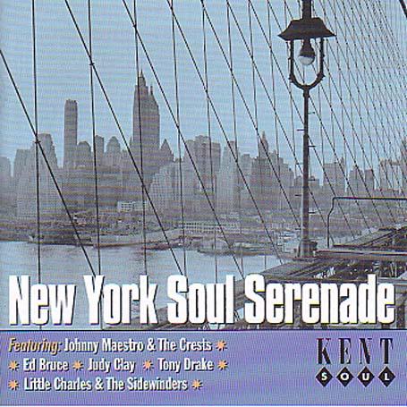 New York Soul Serenade - V/A - Musik - KENT - 0029667214926 - September 28, 1997