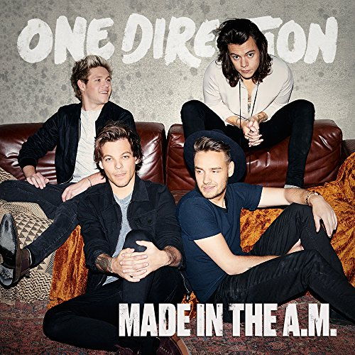 Made in the A.M. - One Direction - Musik - Sony Owned - 0888751307926 - November 13, 2015