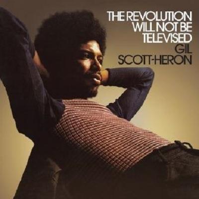 The Revolution Will Not Be Televised - Gil Scott-heron - Musik - BGP - 0029667077927 - June 30, 2017