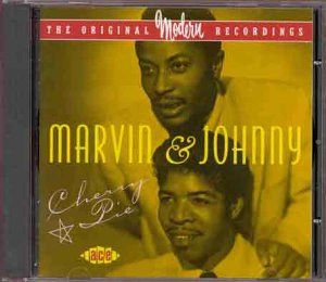 Cherry Pie - Marvin & Johnny - Musik - ACE - 0029667150927 - February 28, 1994