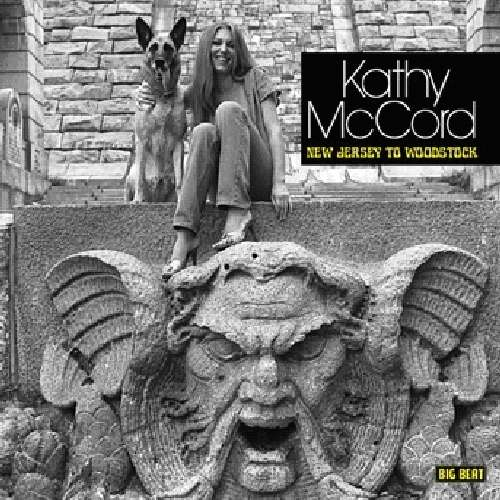 New Jersey To Woodstock - Kathy Mccord - Musik - BIG BEAT - 0029667428927 - February 25, 2010