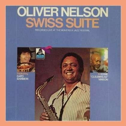 Swiss Suite - Oliver Nelson - Musik - BGP - 0029667527927 - April 30, 2014