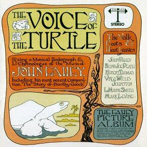Voice Of The Turtle - John Fahey - Musik - TAKOMA - 0029667981927 - July 28, 1996