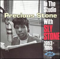 Precious Stone: In The Studio With Sly Stone 1963-1965 - Sly Stone - Musik - ACE - 0029667153928 - August 30, 1994