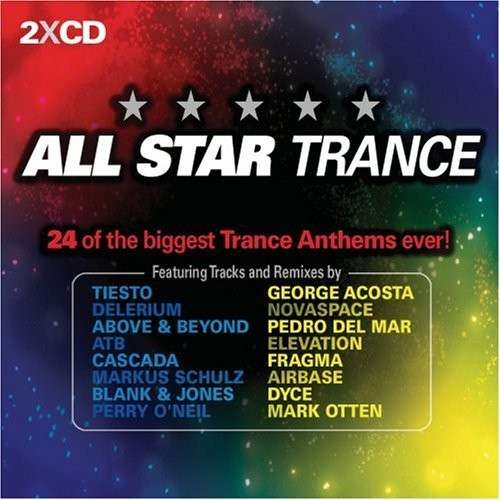All Star Trance - V/A - Musik - MVD - 0030206086928 - September 26, 2013