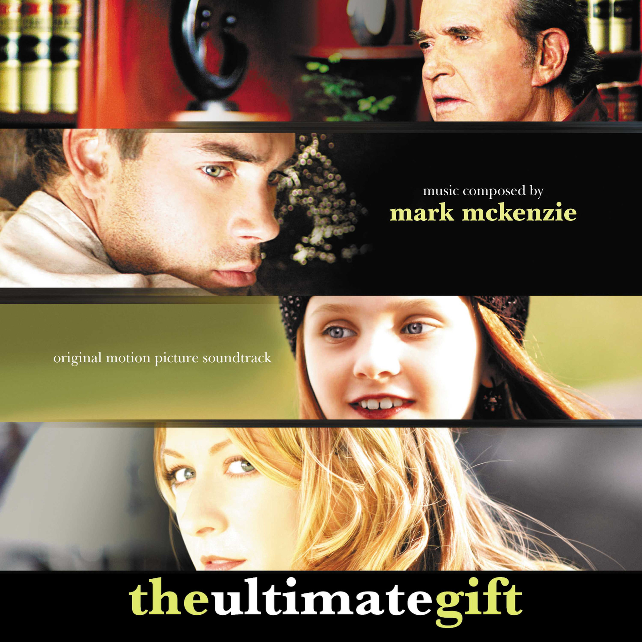 Ultimate Gift (Score) / O.s.t. - Ultimate Gift (Score) / O.s.t. - Musik - SOUNDTRACK - 0030206680928 - March 27, 2007